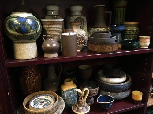Keramik & Stentøj