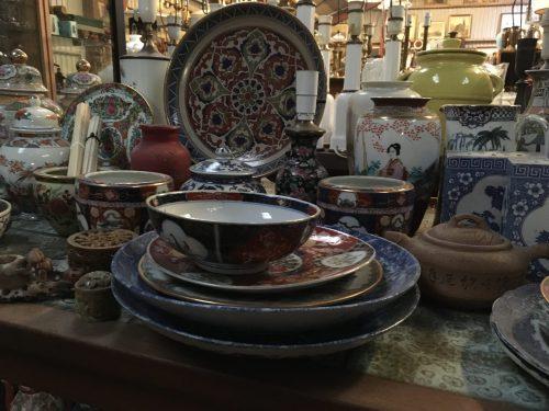 Kinesisk porcelæn